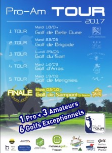 David AMAT Pro-Am Tour 2017