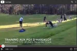 David Amat golf pro